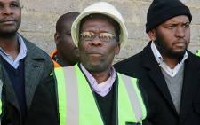 Former Gauteng Local Government and Housing MEC Humphrey Mmemezi. Picture: Taurai Maduna/EWN.