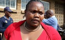FILE: Community Safety MEC Sizakele Nkosi-Malobane. Picture: EWN.