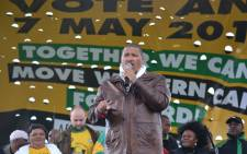 FILE: ANC Western Cape leader Marius Fransman on the campaign trail in 2014. Picture: Renee de Villiers/EWN.