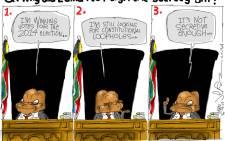 Zuma & The 'Secrecy Bill'