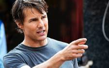 FILE: Actor Tom Cruise. Picture: Facebook.com.