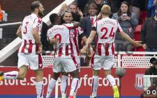 Jese makes a dream debut for Stoke City, scoring the winner in a 1-0 victory over Arsenal. Picture: Twitter @stokecity.