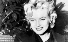 FILE: US actress Marilyn Monroe a few weeks before she died on 5 August 1962 at the age of 36. Picture: AFP.
