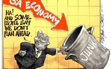 Trashing the Economy