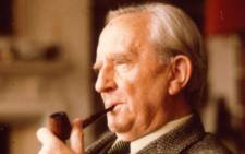 Author J.R.R Tolkien. Picture: The official J.R.R Tolkien Facebook Page.