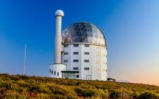 The Southern African Large Telescope in Sutherland, South Africa. Picture: salt.ac.za