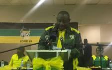 ANC Deputy President Cyril Ramaphosa. Picture: Hitekani Magwedze/EWN