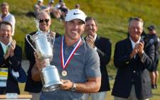 Brooks Koepka, the 2018 US Open champion. Picture: @usopengolf/Twitter