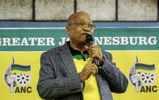 President Jacob Zuma. Picture: EWN