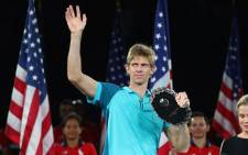 FILE: South African tennis player Kevin Anderson. Picture: @usopen/Twitter