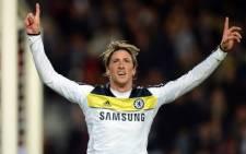 2011/12 UEFA Champions League Champions, Chelsea FC. Picture: AFP