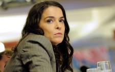 FILE: Actress Annabella Sciorra. Picture: AFP.