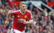 FILE: Manchester United midfielder Bastian Schweinsteiger. Picture: Manchester United Facebook page.