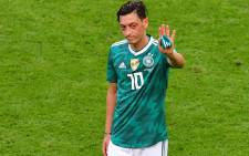 German midfielder Mesut Ozil. Picture: AFP