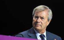 In this file photo taken on 19 April 2018 French transport and media giant Bollore's President Vincent Bollore attends a Vivendi group's general meeting on April 19, 2018 in Paris. Picture: AFP