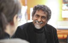 Former Cosatu General Secretary Jay Naidoo sits down with Melanie Verwoerd for a one-on-one interview. Picture: Reinart Toerien/EWN.