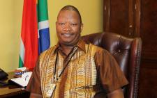 Secretary to Parliament Gengezi Mgidlana. Picture: GCIS