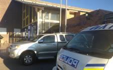 FILE: Alexandra Police Station in Johannesburg. Picture: Govan Whittles/EWN.