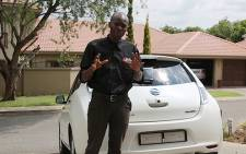 EWN's Jacob Moshokoa reviews the Nissan Leaf, the first electric car to hit South Africa. Picture: EWN