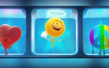 'The Emoji Movie'. Picture: Screengrab/CNN