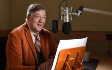 Author and comedian Stephen Fry.Picture: Twitter.