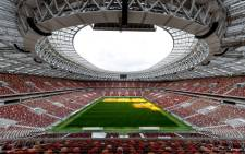The Luzhniki Stadium in Moscow to host the opening and final matches of the 2018 Fifa World Cup. Picture: @FIFAWorldCup/Twitter