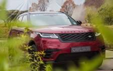 The new Range Rover Velar. Picture: Thomas Holder/EWN