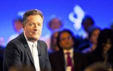 Piers Morgan. Picture: AFP.