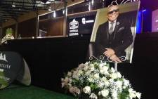 The memorial service for musician Robbie Malinga at the Grace Bible Church on 29 December 2017. Picture: EWN
