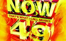 Now 49, a 21 track compilation, has sold 98,000 copies in its first week. Picture: www.nowmusic.com