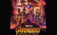 The Avengers: Infinity War film cover. Picture: Supplied