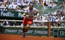 Rafael Nadal is yet to drop a set at Roland Garros this year. Picture: Facebook.