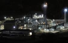 The Pan African Resources plant in Barberton Mpumalanga. Picture: panafricanresources.com
