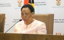 Basic Education Minister Angie Motshekga.  Picture: Christa Eybers/EWN