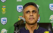 Proteas team manager, Dr Mohammed Moosajee. Picture: CSA.