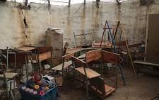 FILE: The cost to repair and rebuild those schools is an estimated R400 million. Picture: Reinart Toerien/EWN.