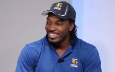 Chris Gayle. Picture: Christa Eybers/EWN