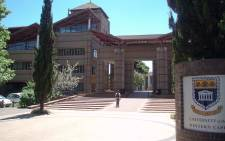 FILE: University of the Western Cape. Picture: Supplied