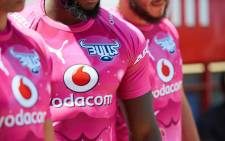 The Blue Bulls will be dressed in pink this weekend to raise awareness about cancer. Picture: Twitter @BlueBullsRugby.