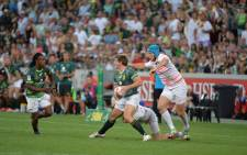 England Broke South African Hearts as they caused a major upset by beating the much favoured Blitzboks 19-17 in the Mother City. Picture: EWN