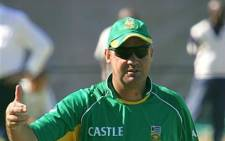 FILE: Mickey Arthur has been sacked as Australia coach. Picture: AFP