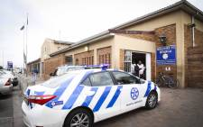 Nyanga Police Station. Picture: Cindy Archillies/EWN