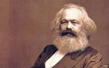 Founder of Communism Karl Marx. Picture: Facebook.com.