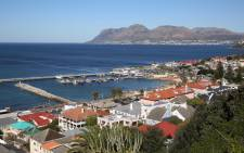 The quaint seaside town of Kalk Bay, along the false bay coast, has been named as one of the coolest neighborhoods in the World. Picture: Bertram Malgas