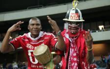 Orlando Pirates fans. Picture: Leeto M Khoza/EWN.