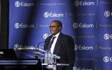 FILE: Former Eskom CEO Brian Molefe. Picture: Reinart Toerien/EWN