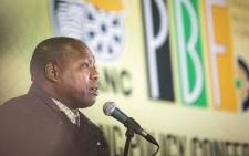 ANC treasurer general Zweli Mkhize at the ANC national policy conference at Nasrec on 2 July 2017. Picture: Thomas Holder/EWN.
