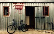 A spaza shop in Nomzamo in Cape Town. Picture: Thomas Holder/EWN.