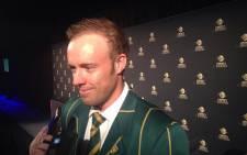 FILE: SA Cricketer AB de Villiers. Picture: Marc Lewis/EWN