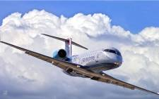 An SA Express airplane. Picture: Supplied